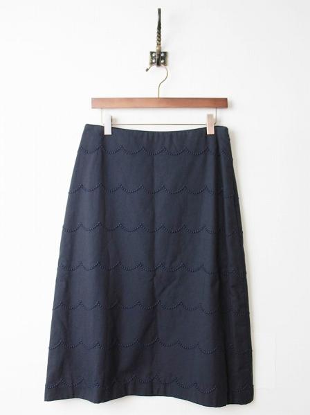 frill wave スカート