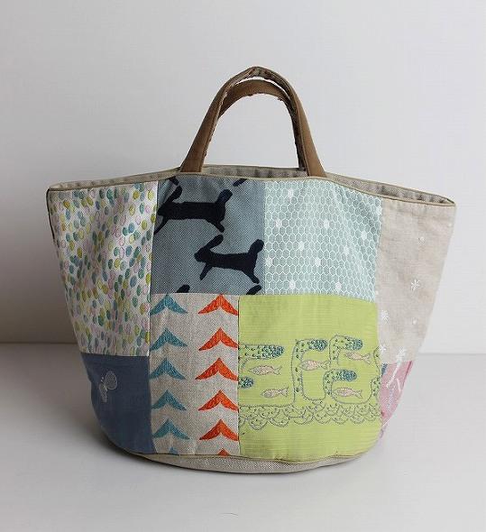 piece バスケット bag