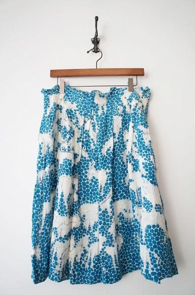 oasis ギャザースカート