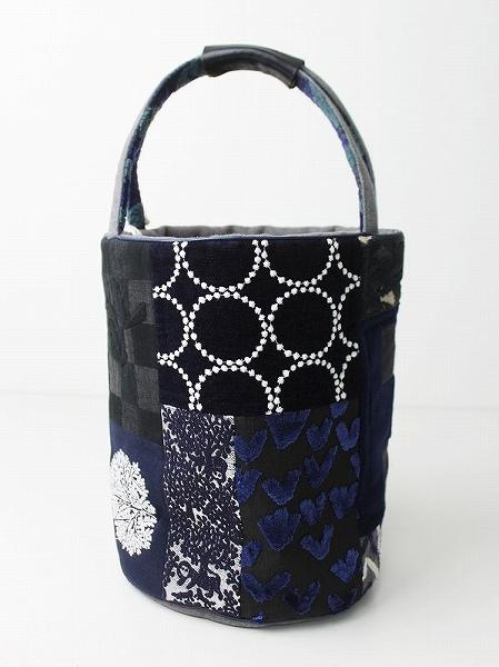 Piece bucket bag