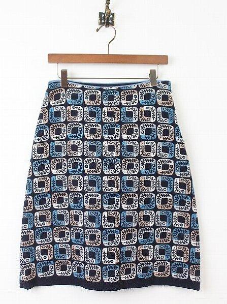 lolo 刺繍 スカート