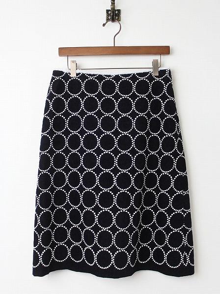 tambourine 刺繍スカート