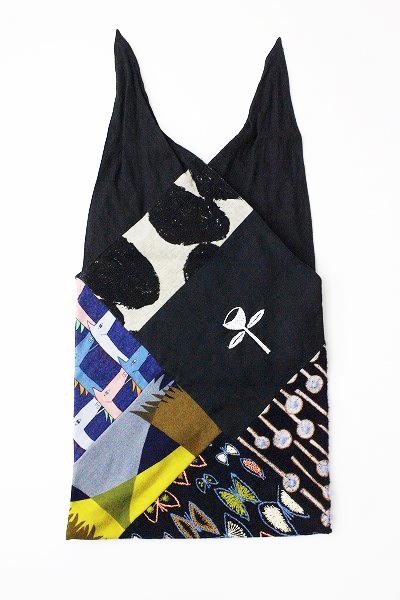 piece knot bag ピースバッグ