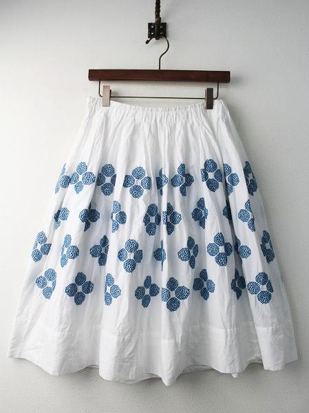 hana beads スカート