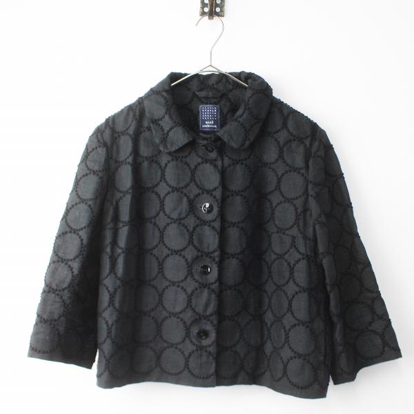vs2283 tambourine リネン 刺繍 ジャケット