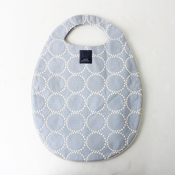 2017SS tambourine 刺繍 エッグバッグ