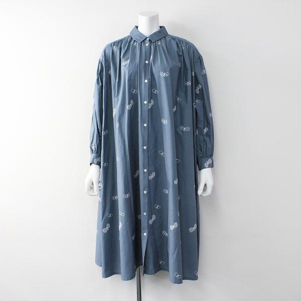 2020SS ys3701 choucho シャツドレス