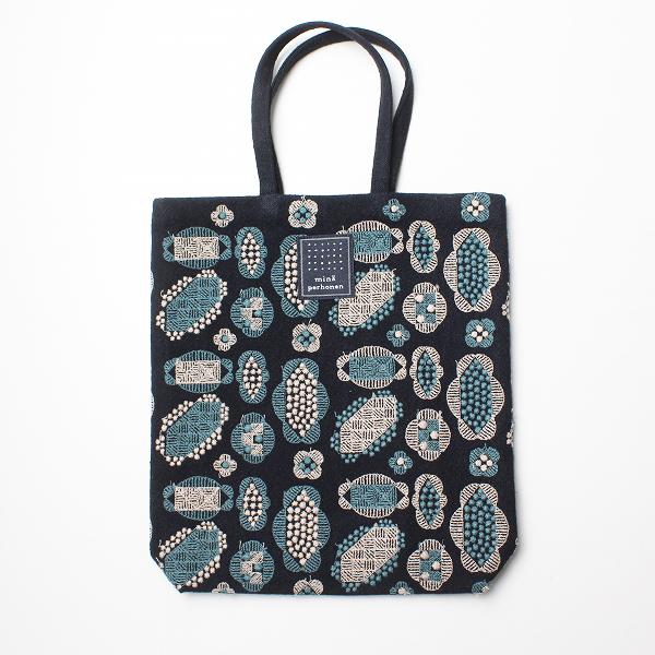 2020-21AW mina perhonen ミナペルホネン pendant 刺繍 toast bag