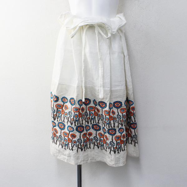 mina perhonen ミナペルホネン × ギャルリ百草 path 刺繍 サロン