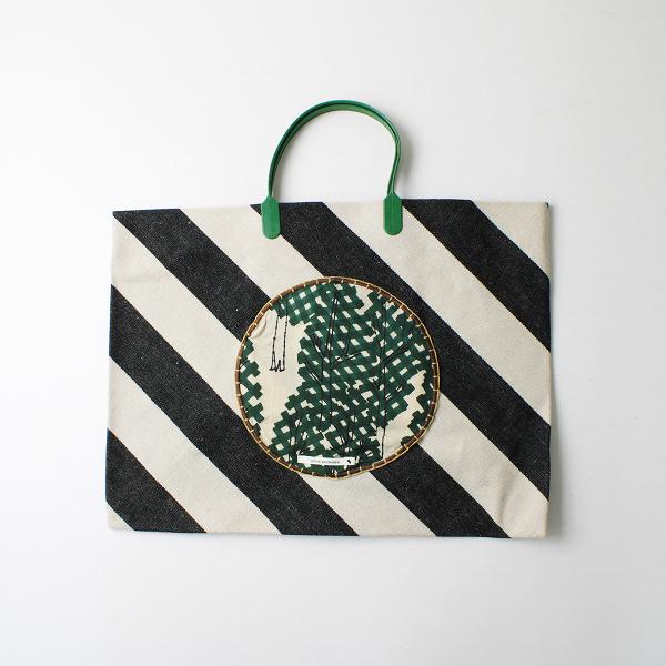 mina perhonen ミナペルホネン sketch bag north forest スケッチバッグ