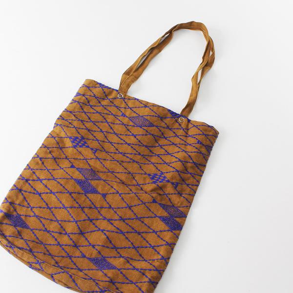 mina perhonen ミナペルホネン pacific 刺繍 トートバッグ